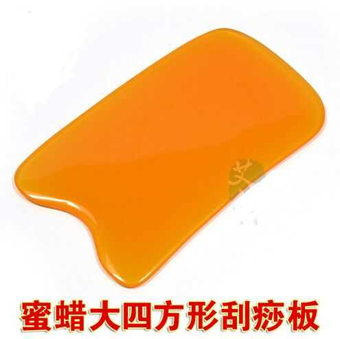 Find More Massage & Relaxation Information about With four square genuine wax scraping plate scraping piece of open hole Detox stovepipe dredge main and collateral channels,High Quality waxed cotton cord bracelet,China wax cartridge Suppliers, Cheap plate mat from Dan Beauty Store on Aliexpress.com