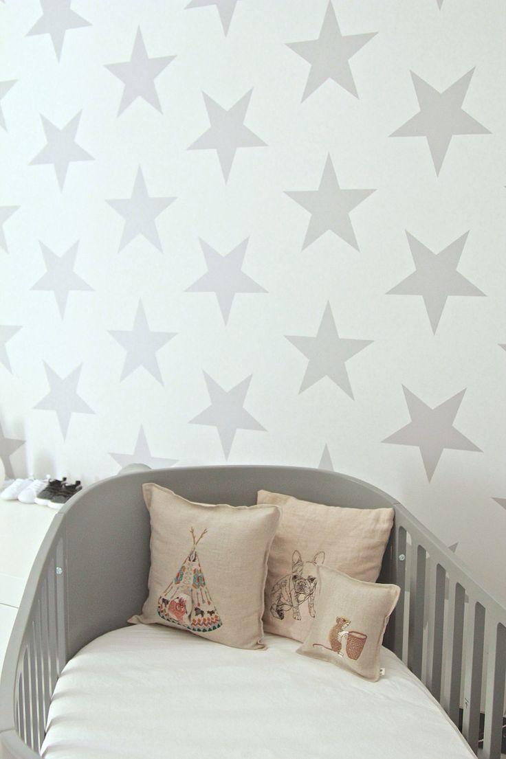 Coral & Tusk pillows.   Nursery Design by Blank Slate Studio.  Email: hello@blankslatestudio.com