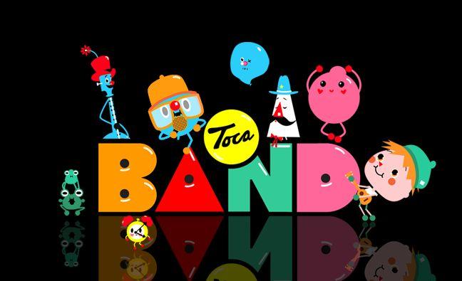 Toca Band App