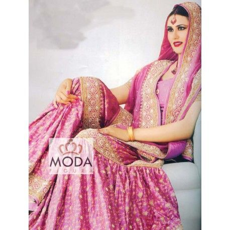 Wedding gharara and sharara collection @modafigura