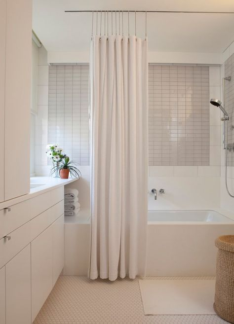 25 best ideas about double curtain rod brackets on for Hardware for hanging curtains