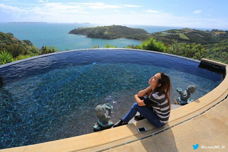 5 star luxury lodge in Waiheke Island - Delamore Lodge. http://www.delamorelodge.com/