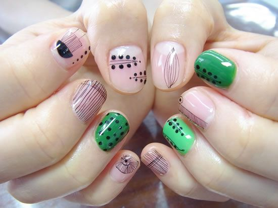 COMMONの写真ブログ VOL.2〜なかめぐろのネイル - a nail salon that offers high quality custom nail art to meet your needs