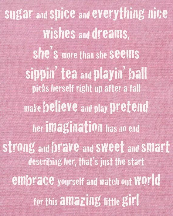 Nice Quotes For Baby Girl: 32 Best Images About Baby On Pinterest