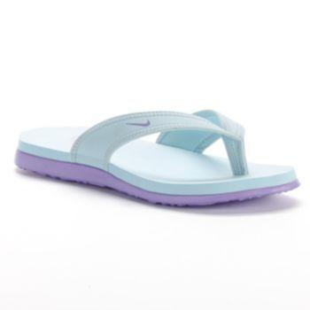 Best flip flops ever. $25 Nike South Beach Flip-Flops - Women