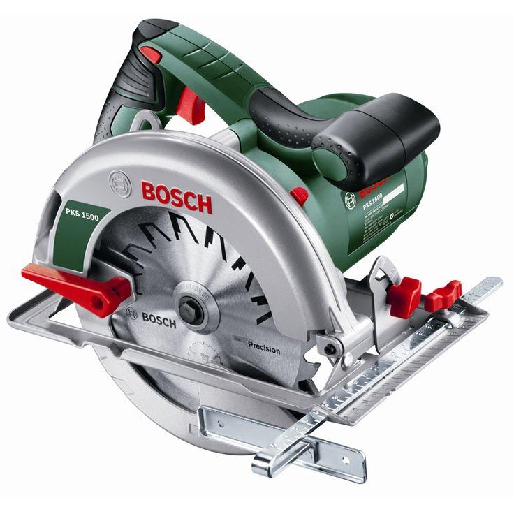 Bosch 1500W 184mm Circular Saw