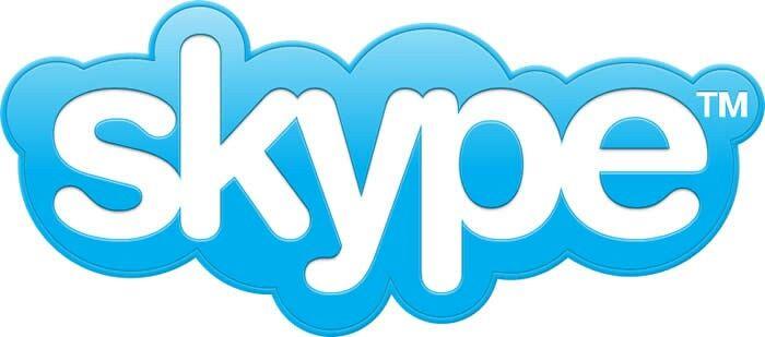 Ook sessies vis Skype!