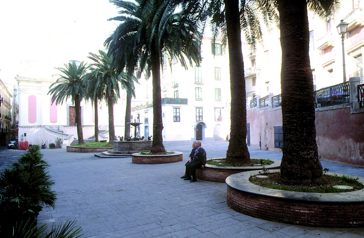 Piazza Abate Conforti