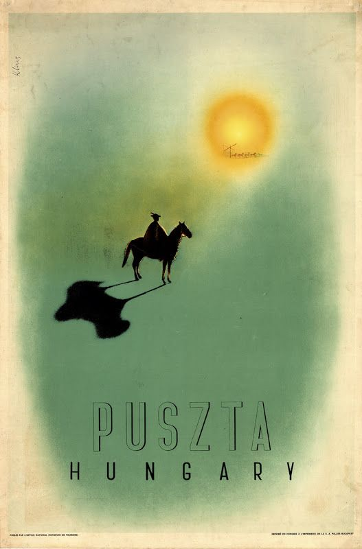 MOMENT | Travel Posters of the 20s and 30s