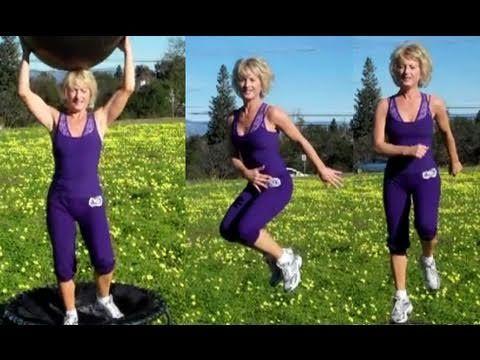 Rebounding Exercises Anyone Can Do, 6 min.