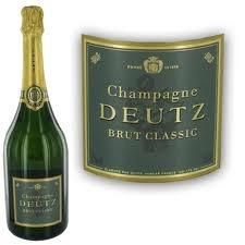 Champagne Deutz !!  http://www.champagne-deutz.com/
