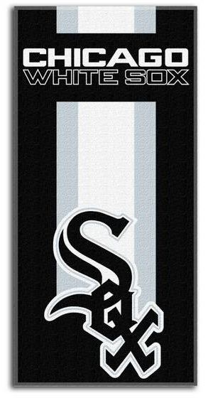 Chicago White Sox Zone Read Beach Towel