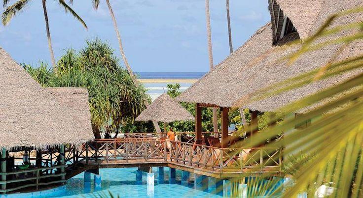 Отель Neptune Pwani Beach Resort & Spa расположен на полуострове в северо-восточной части Занзибара, до международного аэропорта Занзибара составляет 52 км. К услугам гостей отеля Neptune Pwani Beach Resort & Spa тропический сад и 2 бассейна. #Танзания  В отеле: 154 номера. Номера оформленные в традиционном занзибарском стиле с кондиционером, балконом, ванной комнатой с душем и телевизором с плоским экраном, сейф, мини-холодильник. Во всех номерах и местах общего пользования...
