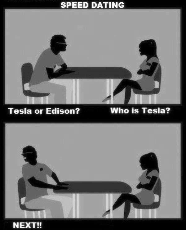 Speed dating vs internet dating