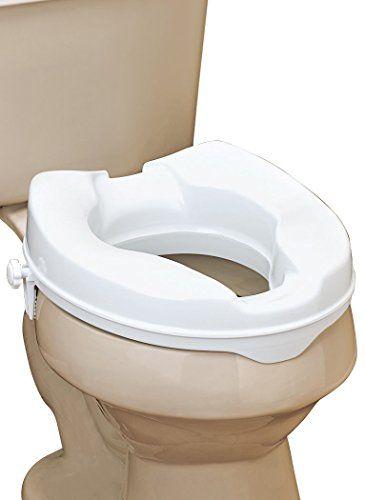 20 Best Elongated Raised Toilet Seat Images On Pinterest
