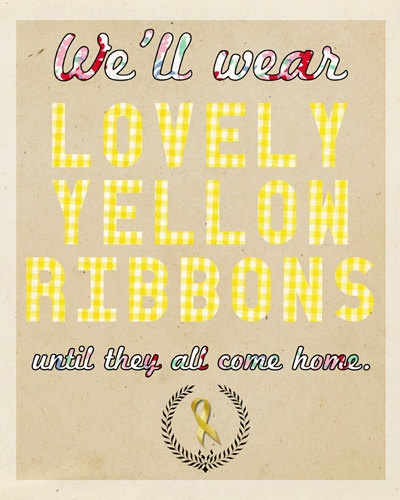 www.LovelyYellowRibbons.etsy.com: Yellow Ribbons, Actually Ribbons, Support Our Troops, Veterans, Menu, Posts, Marines, Troops 3, Www Lovelyyellowribbon Com