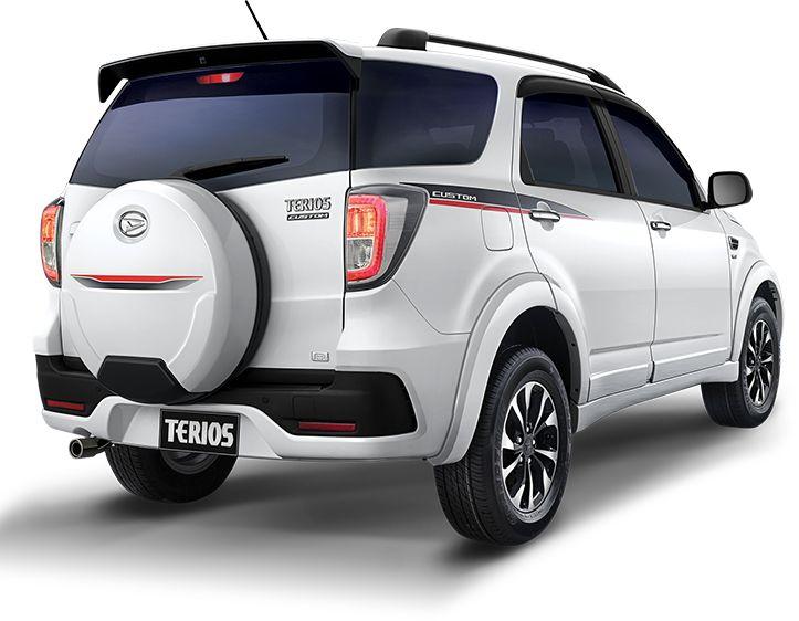 Mobil SUV Terbaik --> http://daihatsu.co.id/product/terios  #mobilsuvterbaik