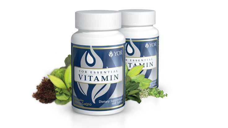 YOR Health Products | YOR Essential Vitamins