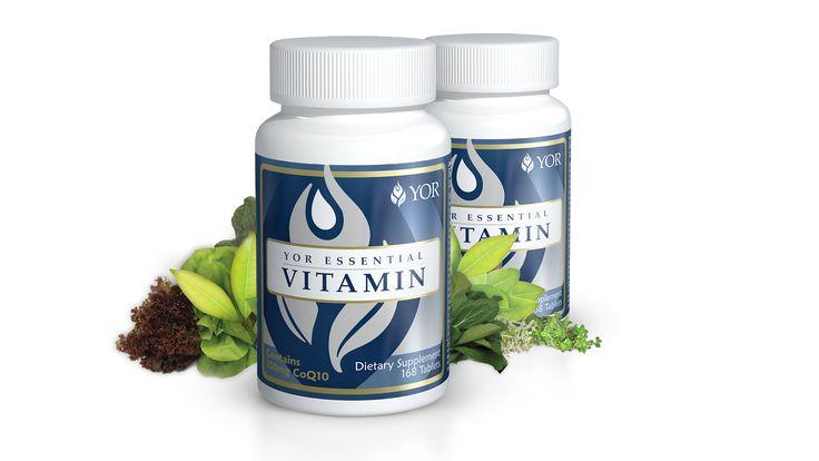 YOR Health Products   YOR Essential Vitamins