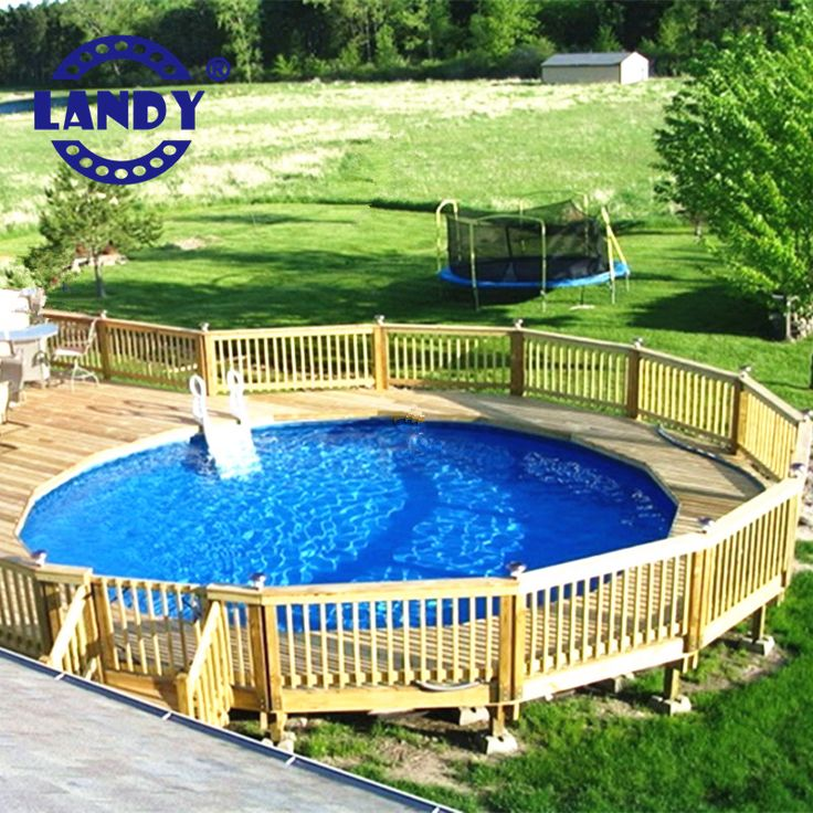 Top 25 best plastic swimming pool ideas on pinterest for Plastik pool rund