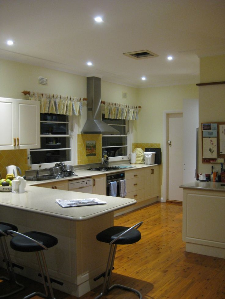 Install Recessed Lighting In A Kitchen: 17 Best Images About Recessed LED Lighting On Pinterest