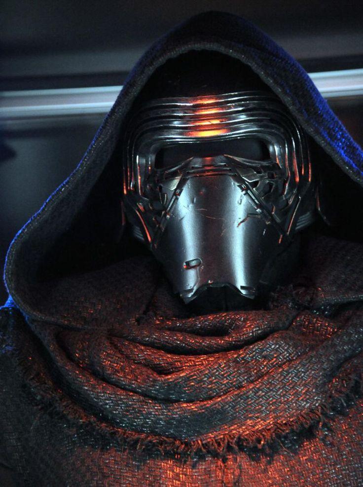 Star Wars episode 7: Who is Kylo Ren in The Force Awakens ...