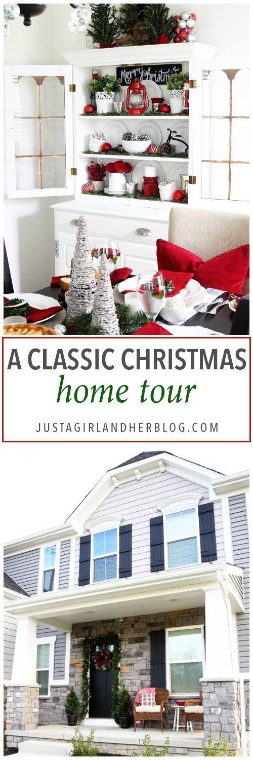 Our First Christmas Home Tour At Orchard House