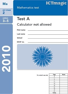 A good collection of past KS2 SATs papers and mark schemes as PDFs.