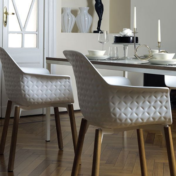 Sedia Lavenham Executive - design Patricia Urquiola - De Padova