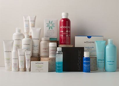 Here's $10 to shop at Modere. Safer products for you and your home. From personal care, to health and wellness, to household care – they have it all.