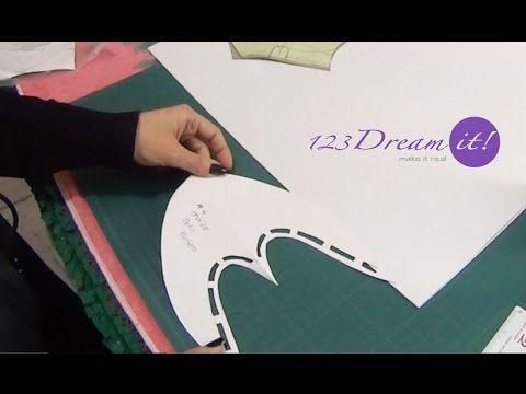 Calzado Artesanal Parte 5 - Piezas Corte - YouTube