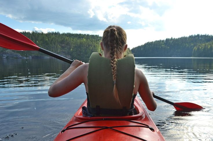 What a wilderness and so south!  A hiking or paddling tour in the wild forests of Repovesi National Park takes you at the same time to the history of Finnish forests.  You will stay in a cottage by a wilderness lake.