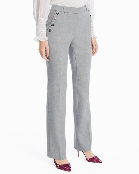 Suiting Bootcut Pants