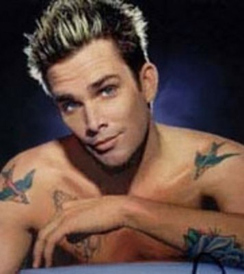 230 best tattoo celebrity images on pinterest beautiful for Mark mcgrath tattoos