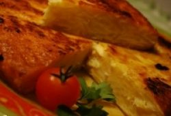 Fourtalia (Traditional omelette from the Aegean island of Andros) | Living Postcards - The new face of Greece