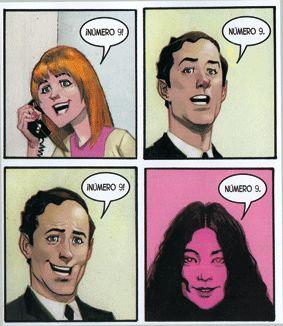 El Quinto Beatle - La historia de Brian Epstein de Vivek J. Tiwary, A. C. Robinson y K. Baker, editado por Panini Comics