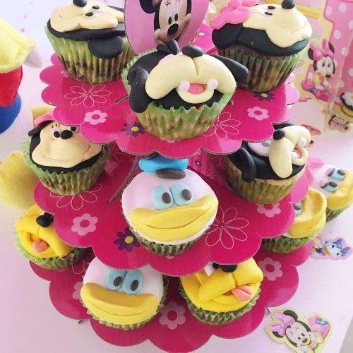 Cakepops Minnie