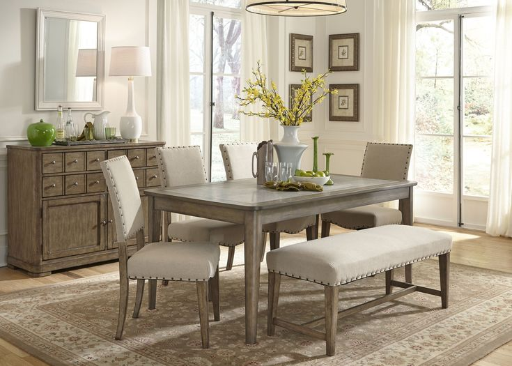 247 best dining room tables images on Pinterest | Diners, Decor ...
