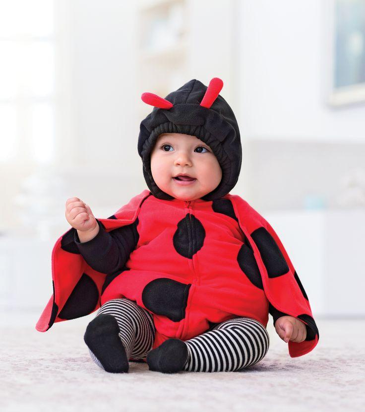 Little Ladybug Baby Halloween Costume #beallsflorida