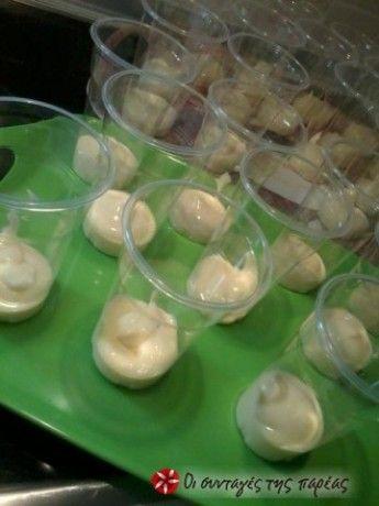 Κρέμα ζαχαροπλαστικής του Παρλιάρου(με λιγα αυγα)