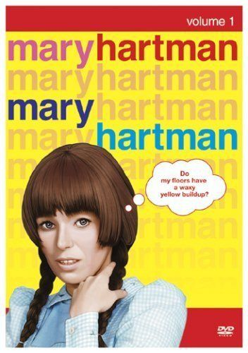 Mary Hartman, Mary Hartman.  I doubt anyone but me remembers this show.  It was a fave when I was living in New Jersey in 1976.  I'm sure it's popularity among me and my friends had something to do with illegal substances.