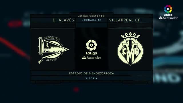 Resumen y goles del Alavés - Villarreal (2-1) de la jornada 32 http://www.sport.es/es/noticias/laliga/alaves-sella-permanencia-doblegando-villarreal-5978636?utm_source=rss-noticias&utm_medium=feed&utm_campaign=laliga