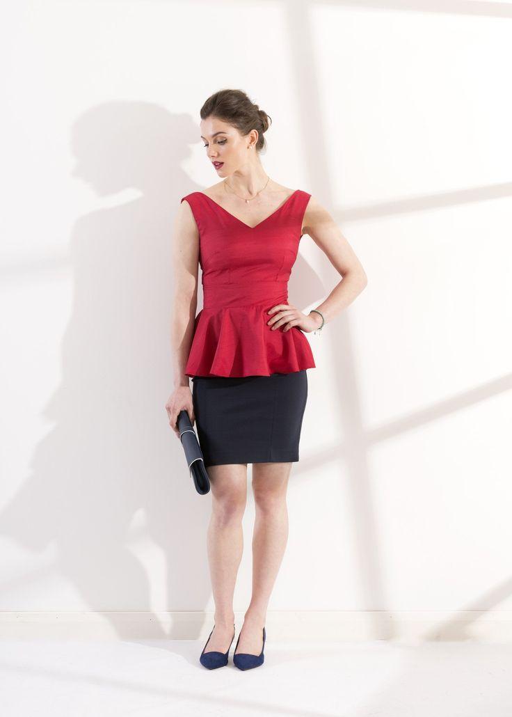 The Scarlett Dress – Simple Sew