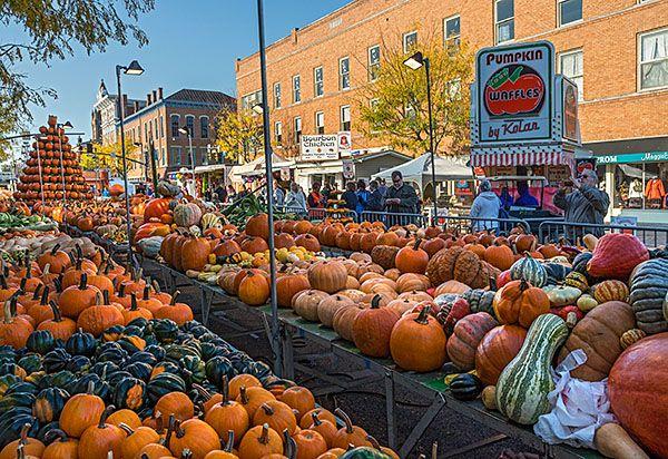 Circleville Pumpkin Show - Circleville, OH