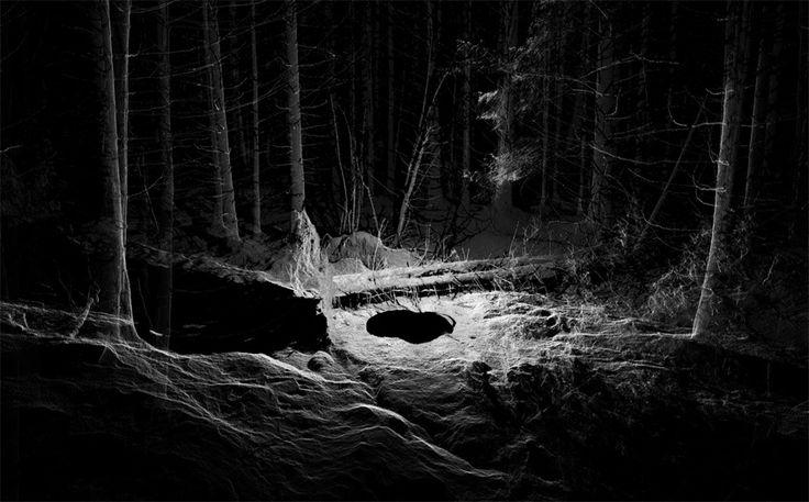 LIDAR scan looks l like light