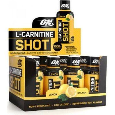 VitaminDünyası /ProteinTozu, Kilo Aldırcı, Zayıflama, Amino Asitler http://www.vitamindunyasi.com.tr/ON-L-Carnitine-Shot-Lemon-60ml-12-ADET,PR-1591.html