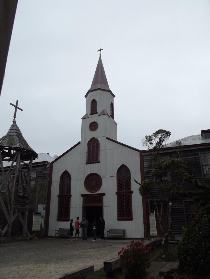Fundación amigos de las iglesias de Chiloé, Ancud.
