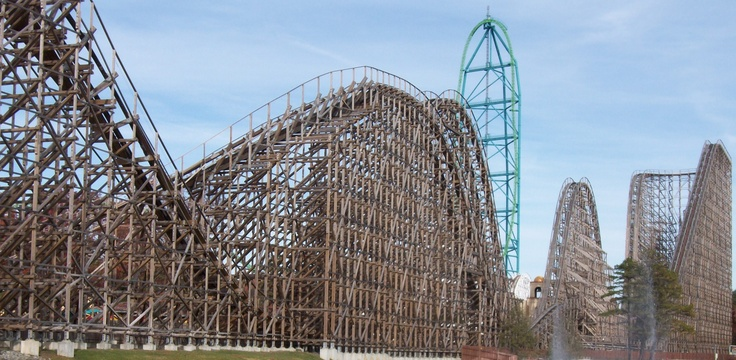 6 Flags, New Jersey