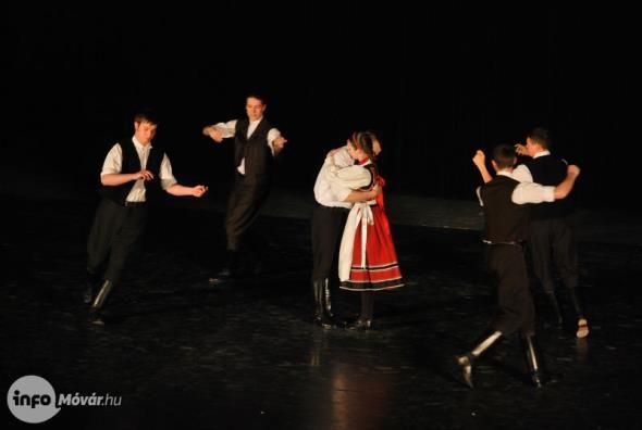 hungarian folk dance- bonchida