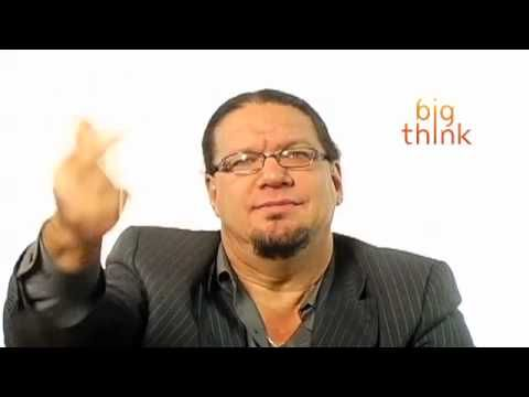 Penn Jillette: Reading the Bible (Or the Koran, Or the Torah) Will Make ...